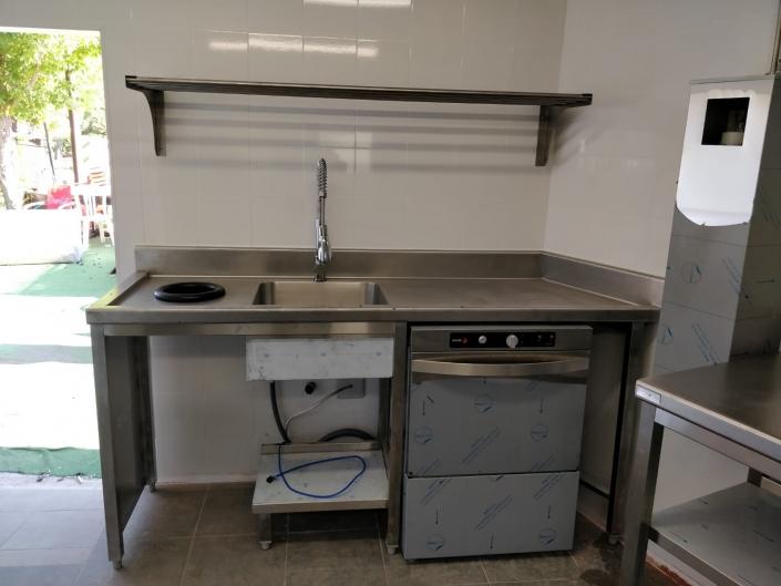 Cómo organizar una cocina pequeña paso a paso
