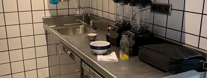 Cómo elegir menaje para tu cocina industrial